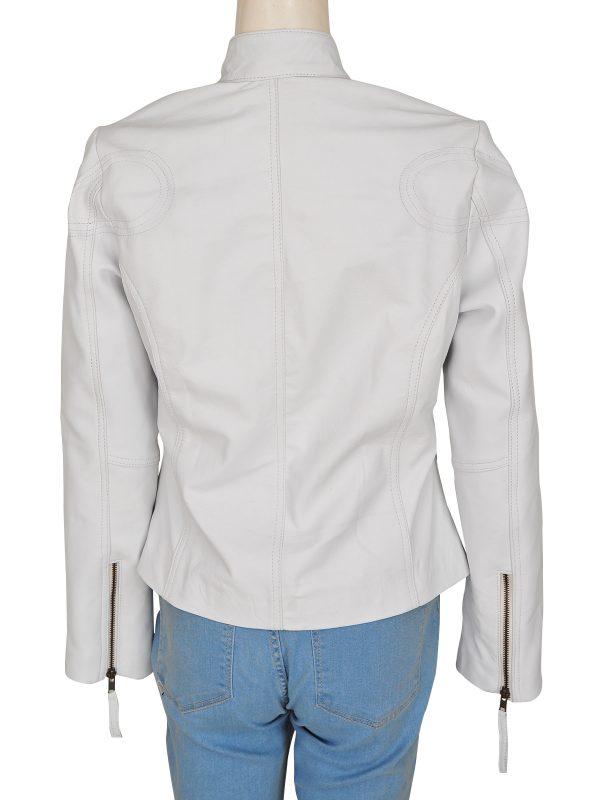 slim fit biker jacket for women, women slim fit jacket,
