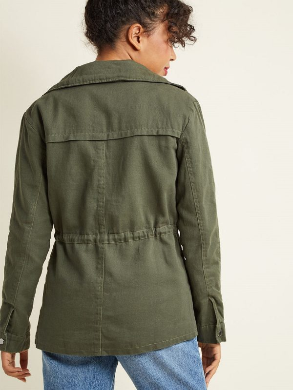 women army cotton jacket