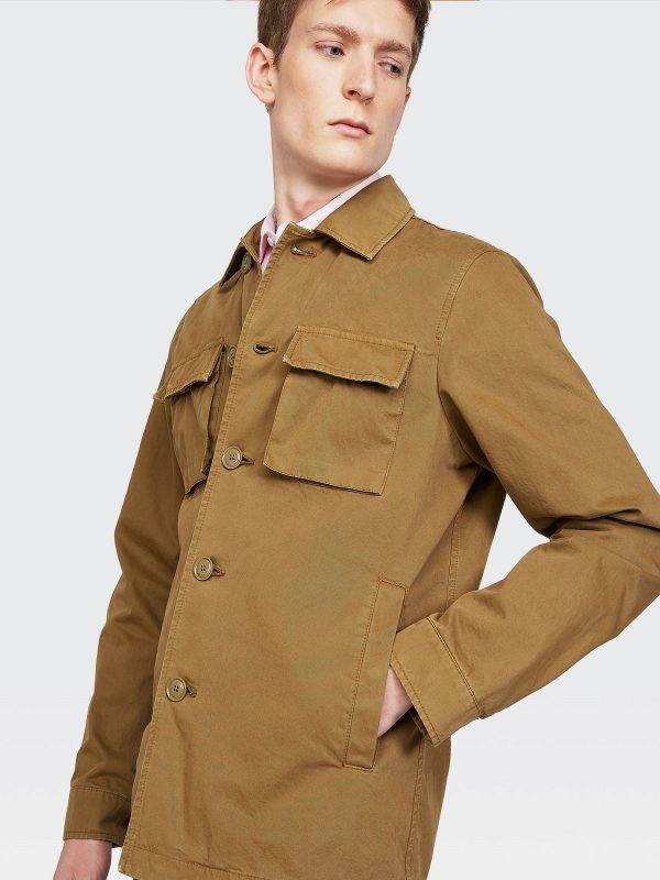 trending men beige coat