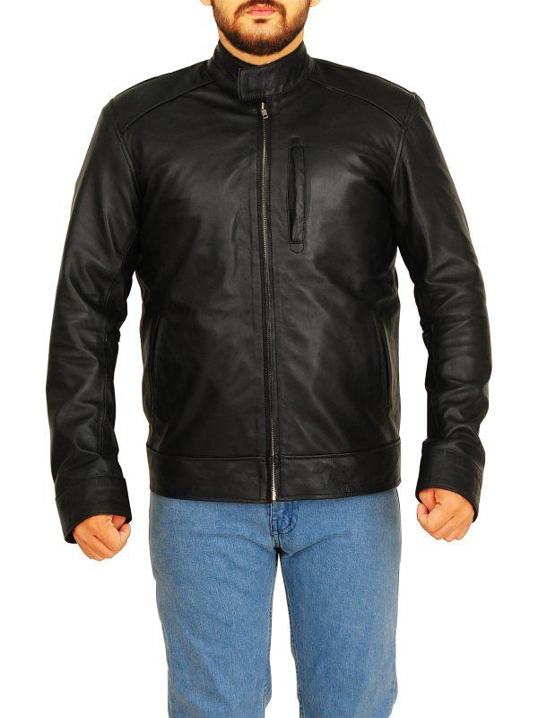 trending leather jacket for men, black leather jacket,