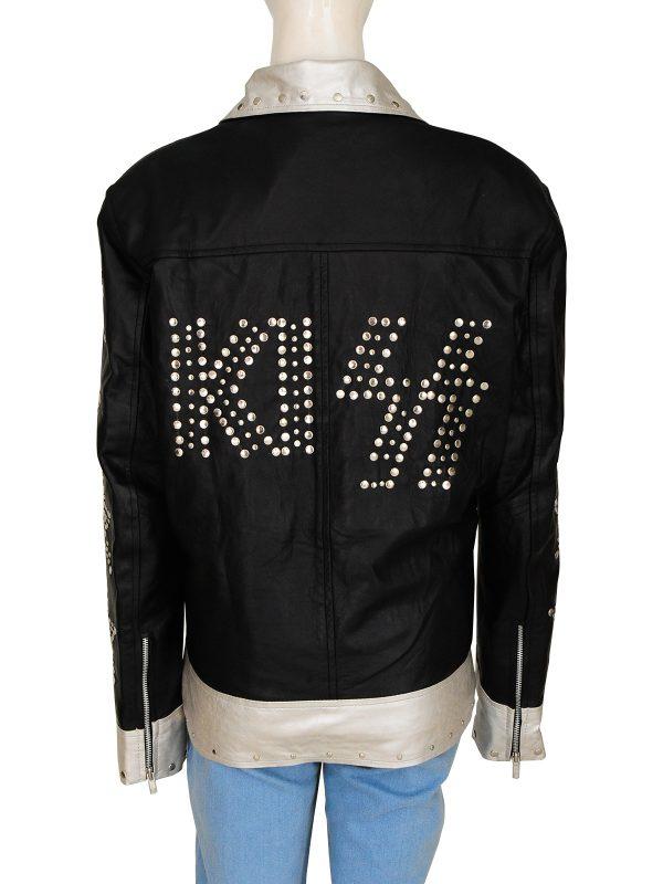 dapper women leather jacket, stylish women leather jacket,