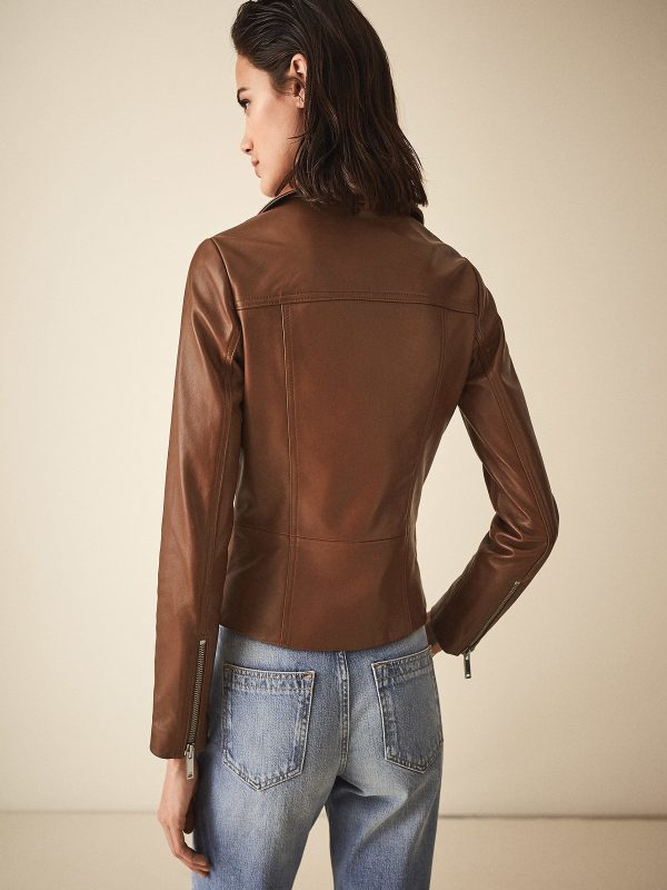 trending brown women jacket