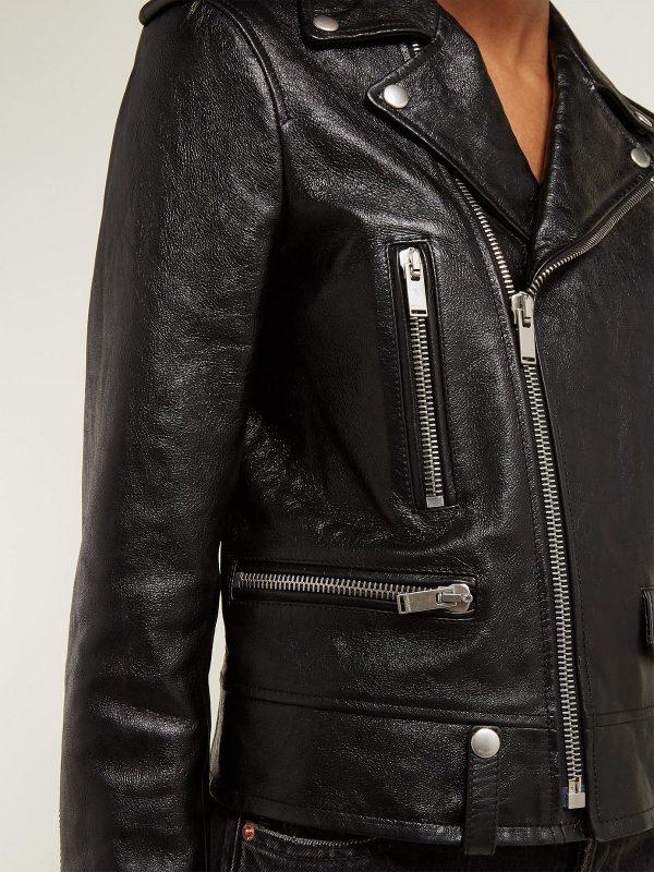 black movie jacket