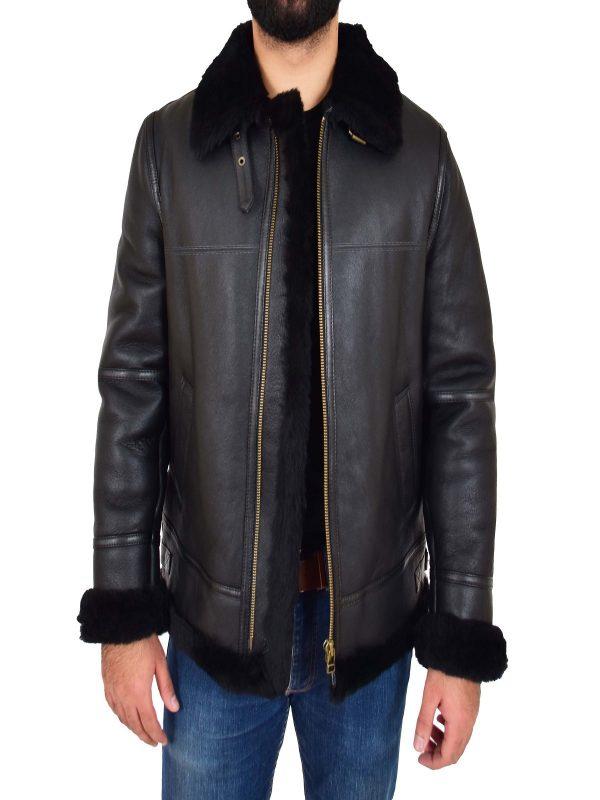 men b3 aviator jacket