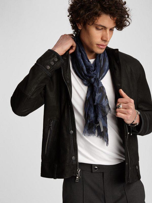 men casual cotton jacket