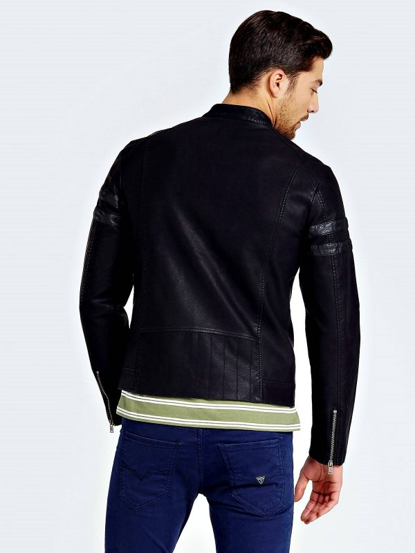 men black jacket