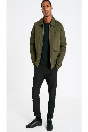 trending men cotton jacket
