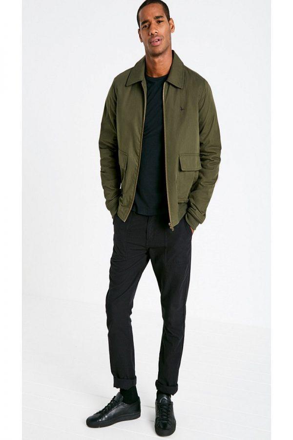 trending men cotton jacket