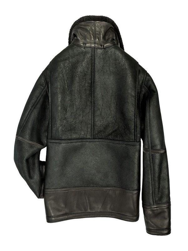 trending men b3 shearling jacket