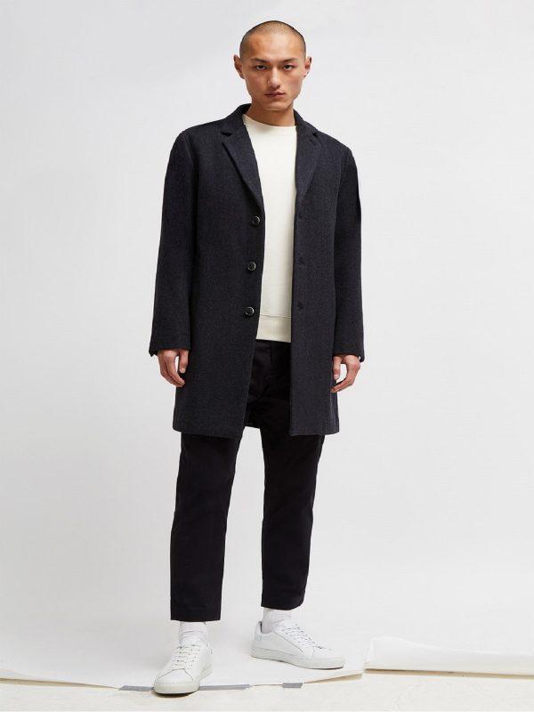 men wool overcoat