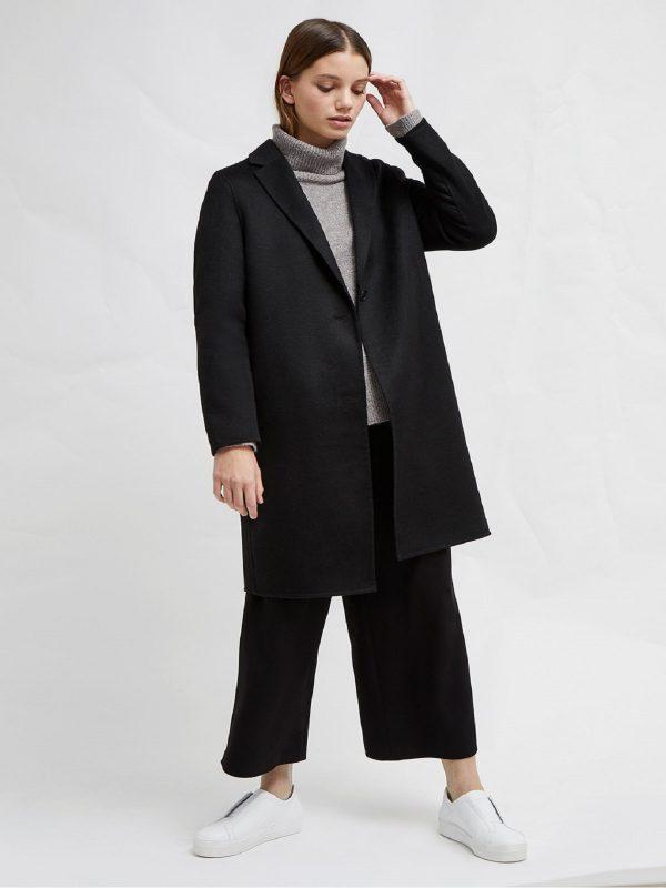 women woll coat