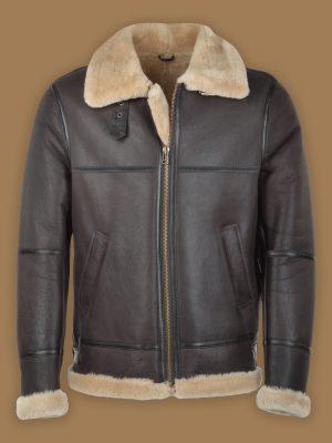 men black raf jacket