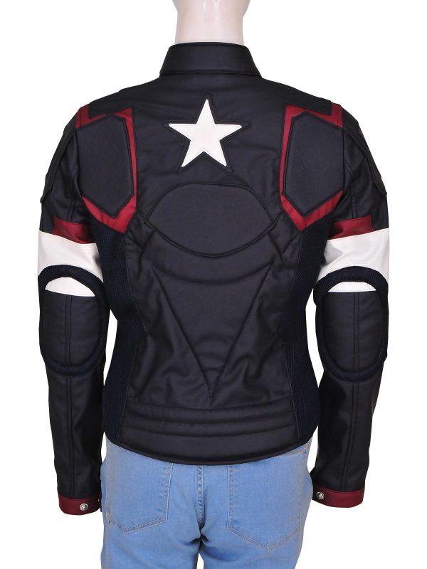 mauvetree avengers costume for girls, women captain america costume,