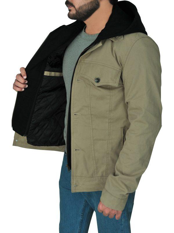 fashionable men cotton jacket, trendy men casual jacket,