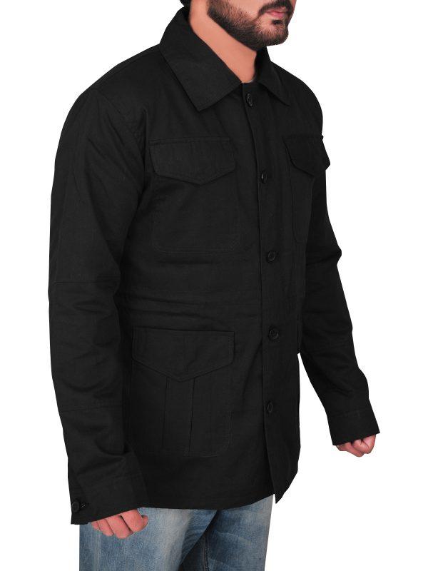 trendy men utility jacket, cotton utility jacket for men,