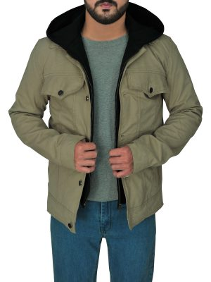 stylish casual cotton jacket, casual cotton jacket for men,