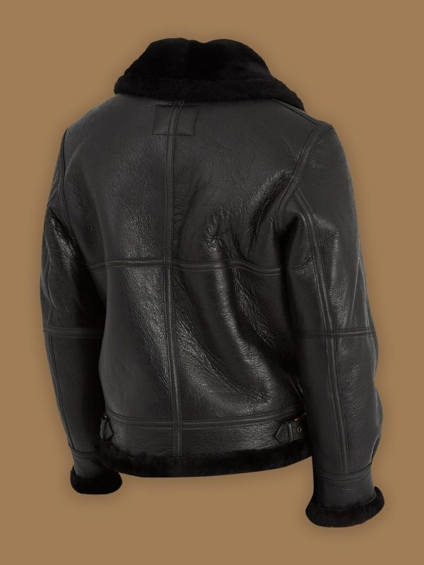 trending women sheepskin jacket