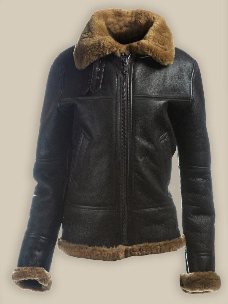 women black bomber jacket