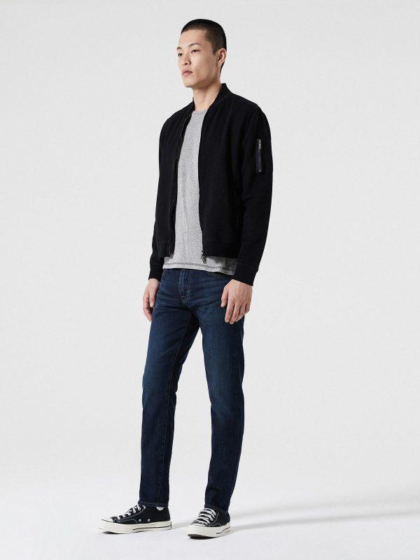men black cotton jacket