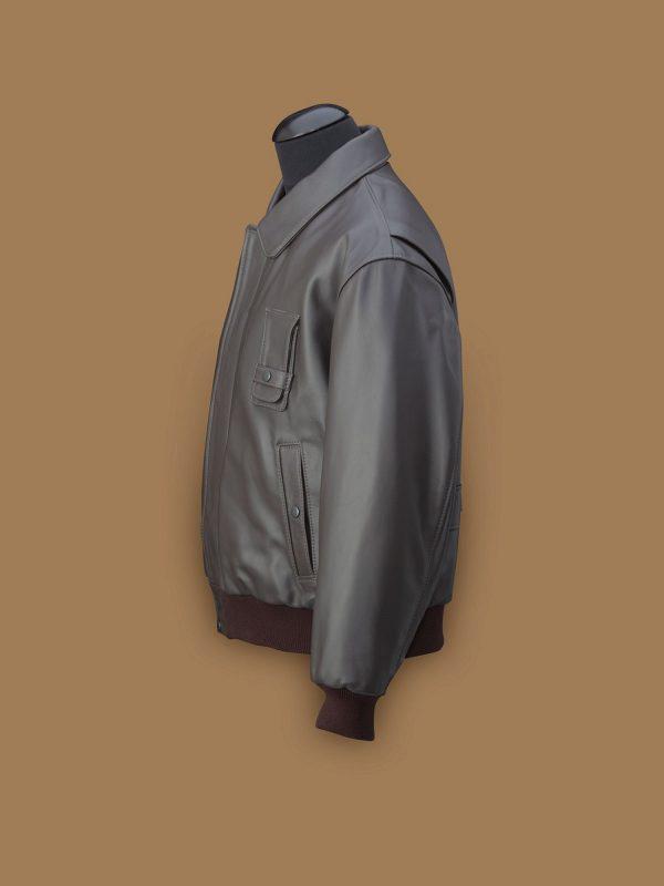 men a2 leather jacket