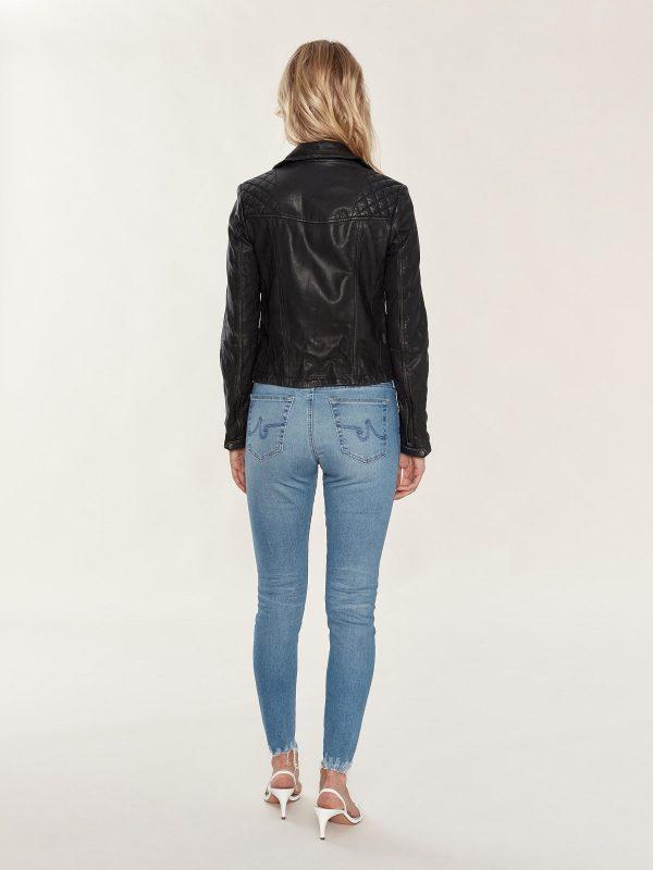 trendy womn black jacket