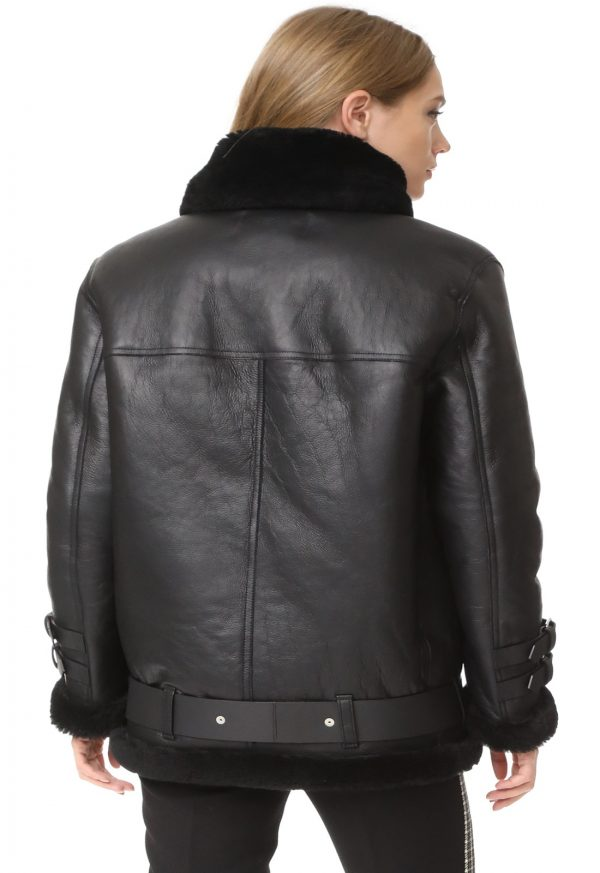 women black b3 jacket