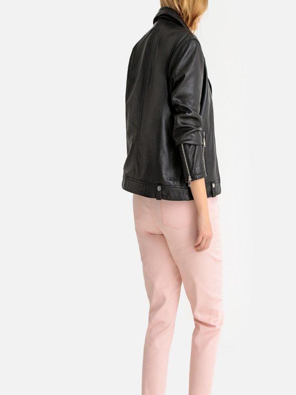 trending women biker jacket