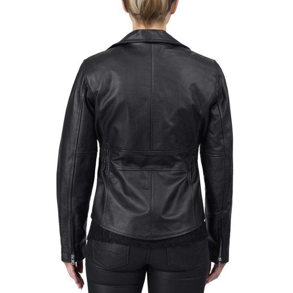woen biker jacket