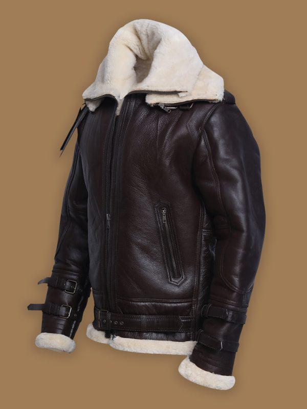 men midnight black jacket