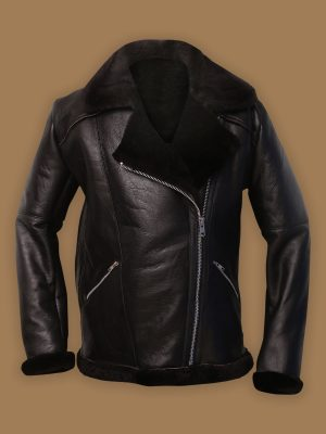 men b3 shearling jacket