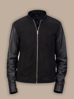 trending men bomber jacket