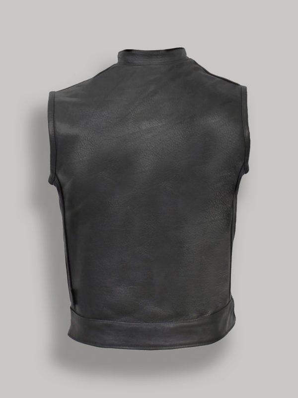 trending men black vest