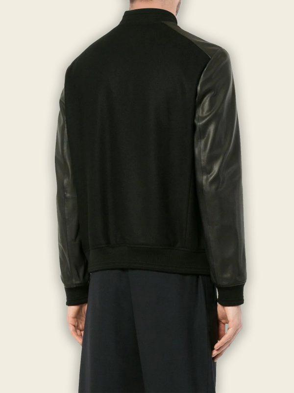 men college bomber jacket