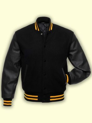 men black wool jacket