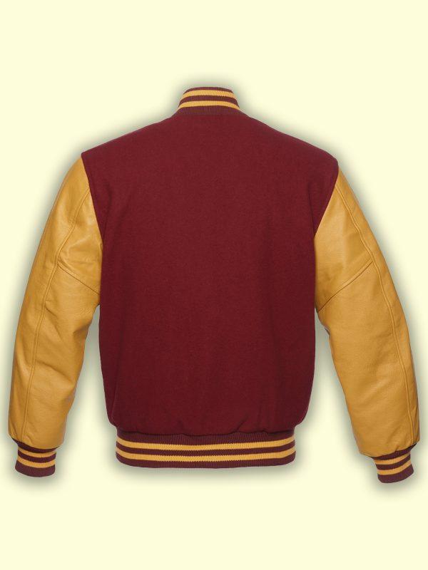 trending mix color varsity jacket