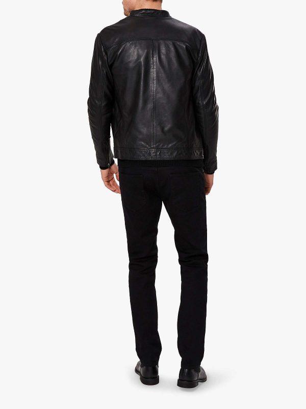 trending biker leather jacket