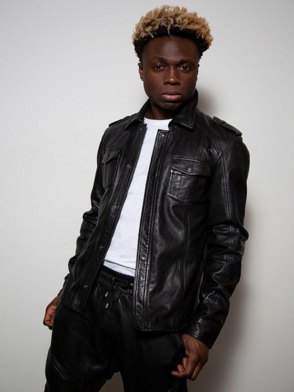 urban style jacket for men