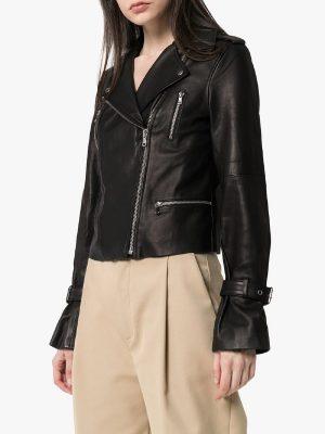 trending black jacket for women