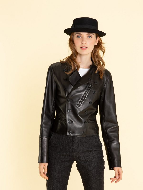 stylish dapper jacket for women