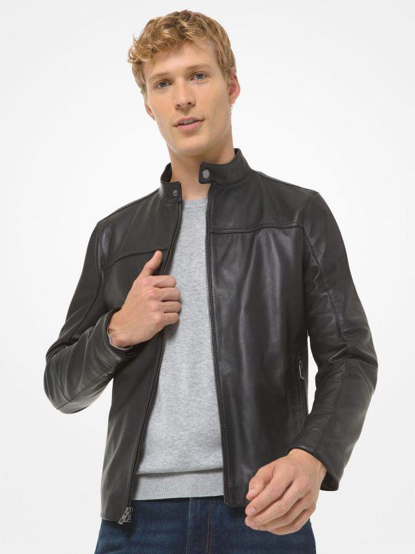 men black classic jacket