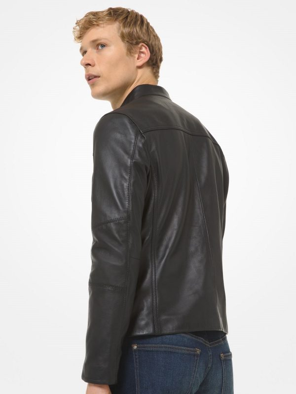 trending men classic jacket
